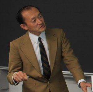 ▲講師:金田正夫